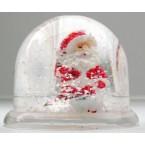 Коледно преспапие с Дядо Коледа