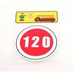 "СТИКЕР - ""120"""