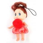Висулка за телефон с кукла