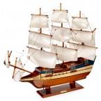 Ветроходен кораб - макет