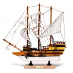 Макетен кораб