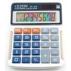 Електронен калкулатор с осем разряден дисплей