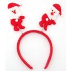 Диадема с фигурки - Дядо Коледа