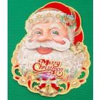 Декорация за стена или прозорец - Дядо Коледа