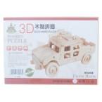 3D пъзел - камион