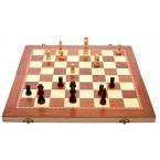 Елегантен комплект - шах и табла