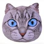Възглавница - коте със сини очи
