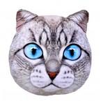 Възглавничка - коте със сини очи