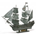 Макетен пиратски кораб
