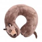 Възглавница за път - куче