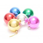 Коледни топки - шест броя