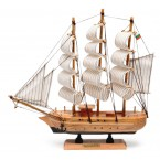 Ветроходен кораб макет