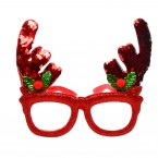 Коледни очила - еленски рога