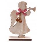 Коледна фигурка на ангелче