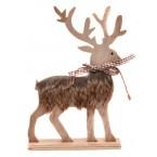Коледна фигурка на елен