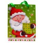 Коледна торбичка - 23 х 18 х 9 см