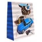 Подаръчна торбичка - 23.5х19.5х8 см