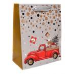 Коледна торбичка - 36х26х12 см