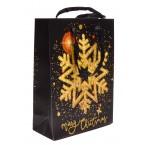 Коледна торбичка - 32 х 26 х 10 см