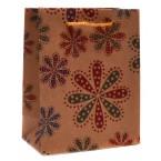 Подаръчна торбичка - 14.5х11.5х6 см