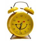 Настолен будилник - усмивка