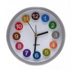 Настолен часовник - цветни кръгчета