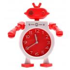 Настолен часовник - робот