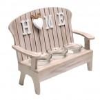 Дървен свещник - Home