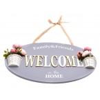 Табела за врата - Welcome