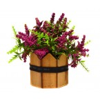 Изкуствено цвете в саксия