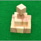 Дървени кубчета 20 бр