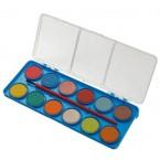 Водни бои - 12 цвята