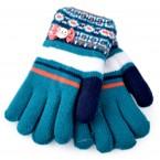 Детски ръкавици  с панделка