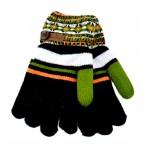 Детски ръкавици с копче