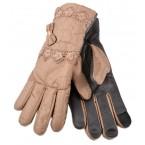 Дамски ръкавици с дантела