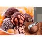 Лъжица за сладолед - диаметър 6 см
