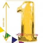 Златен балон - едно