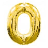 Златен балон - нула