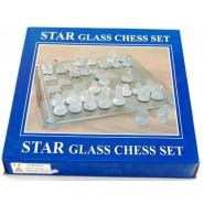 Стилен стъклен шах