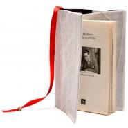 Калъф за книга - ръчна изработка