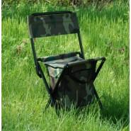 Сгъваемо столче с чанта