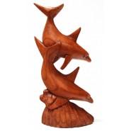 Дървена фигурка