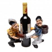 Поставка за бутилка за вино