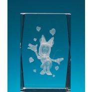 Стъклен куб