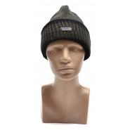 Мъжка, плетена шапка