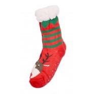 Зимни чорапи - коледни мотиви