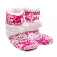 Дамски пантофи - ботушки