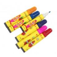 Флумастри,комплект 12 цвята