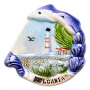 Магнитна фигурка - България