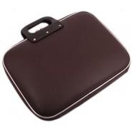 """Чанта за лаптоп - цвят """"лешник"""""""